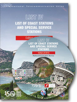List IV - List of Coast Stations and Special Service Stations
