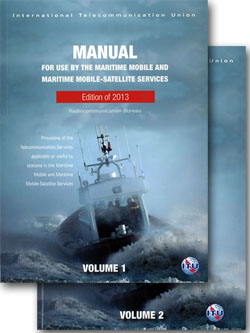 Manual for the Maritime Mobile and Satellite Services