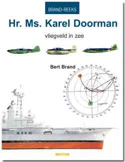 Hr. Ms. Karel Doorman, vliegveld in zee
