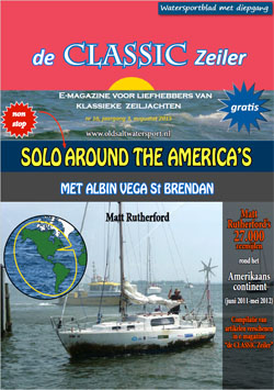 Solo around the Americas