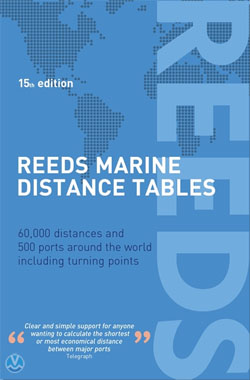 Reeds Marine Distance Tables